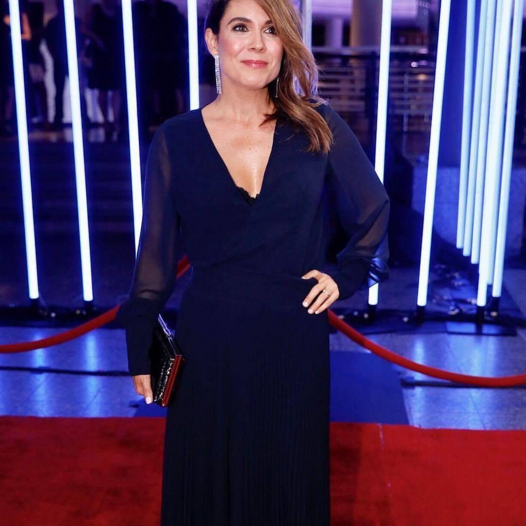 Julie Perreault au Gala Gémeaux