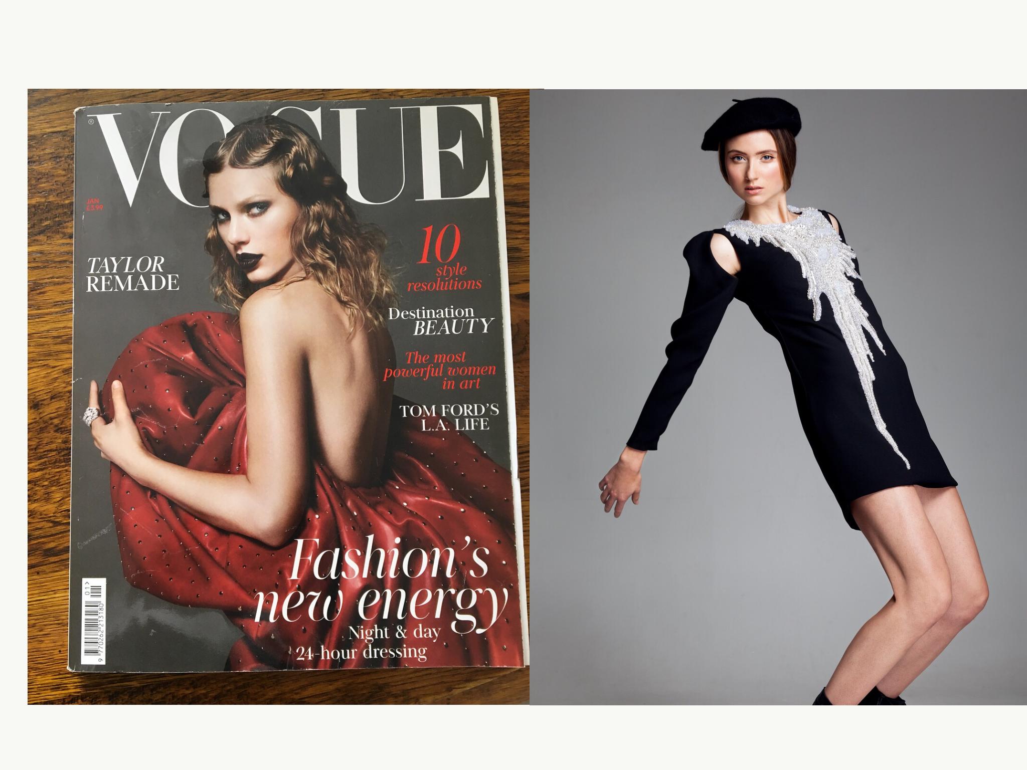 Vogue – janvier 2018