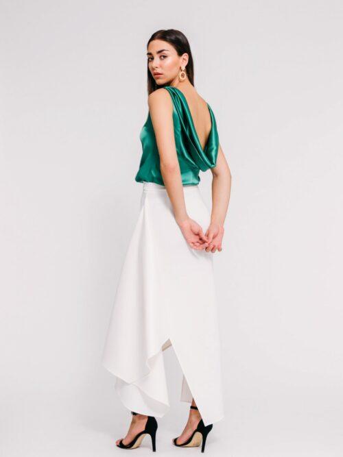 Susan Asymetric Skirt