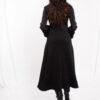 Dela Scuba Midi Dress